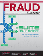Fraud Magazine November December 2014