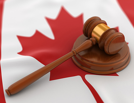 newspaper content articles in relation to canadian law