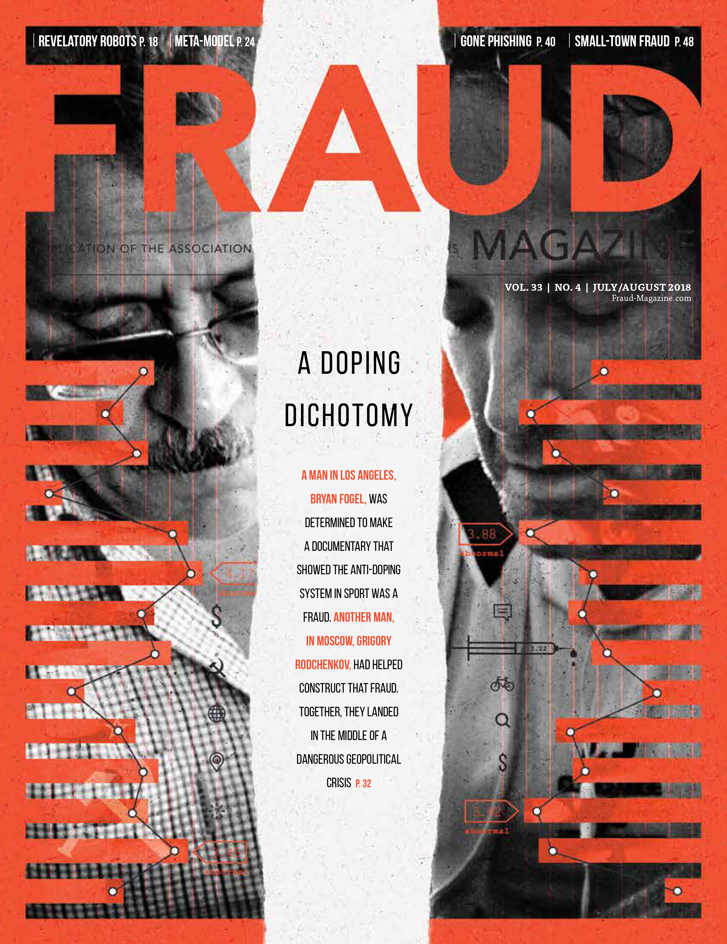 Fraud Magazine July August 2018