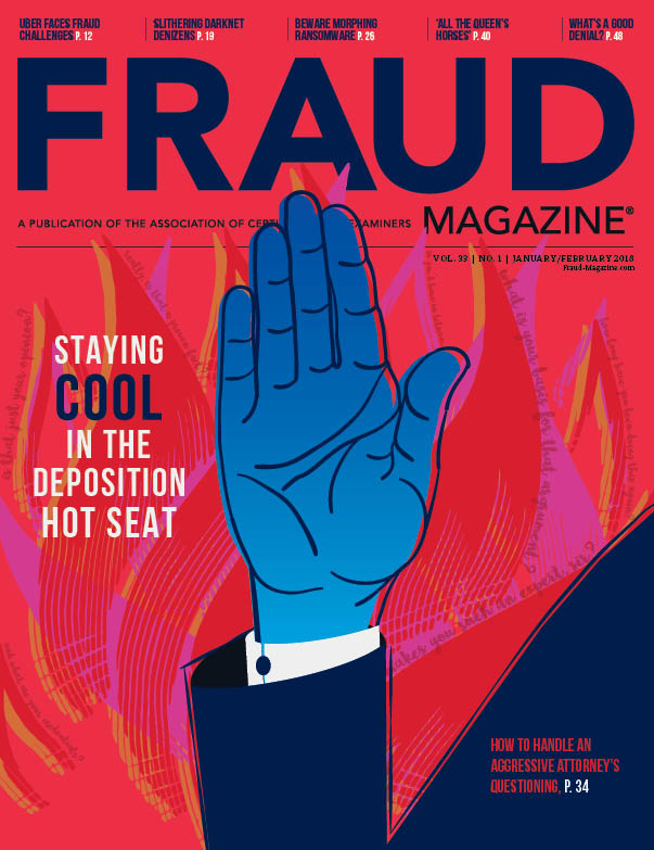 Fraud Magazine November December 2017