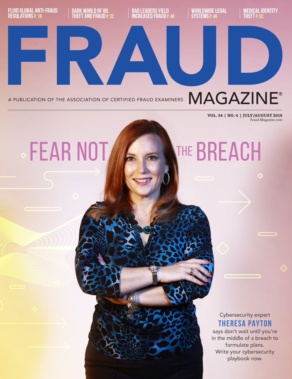 Fraud Magazine July August 2019