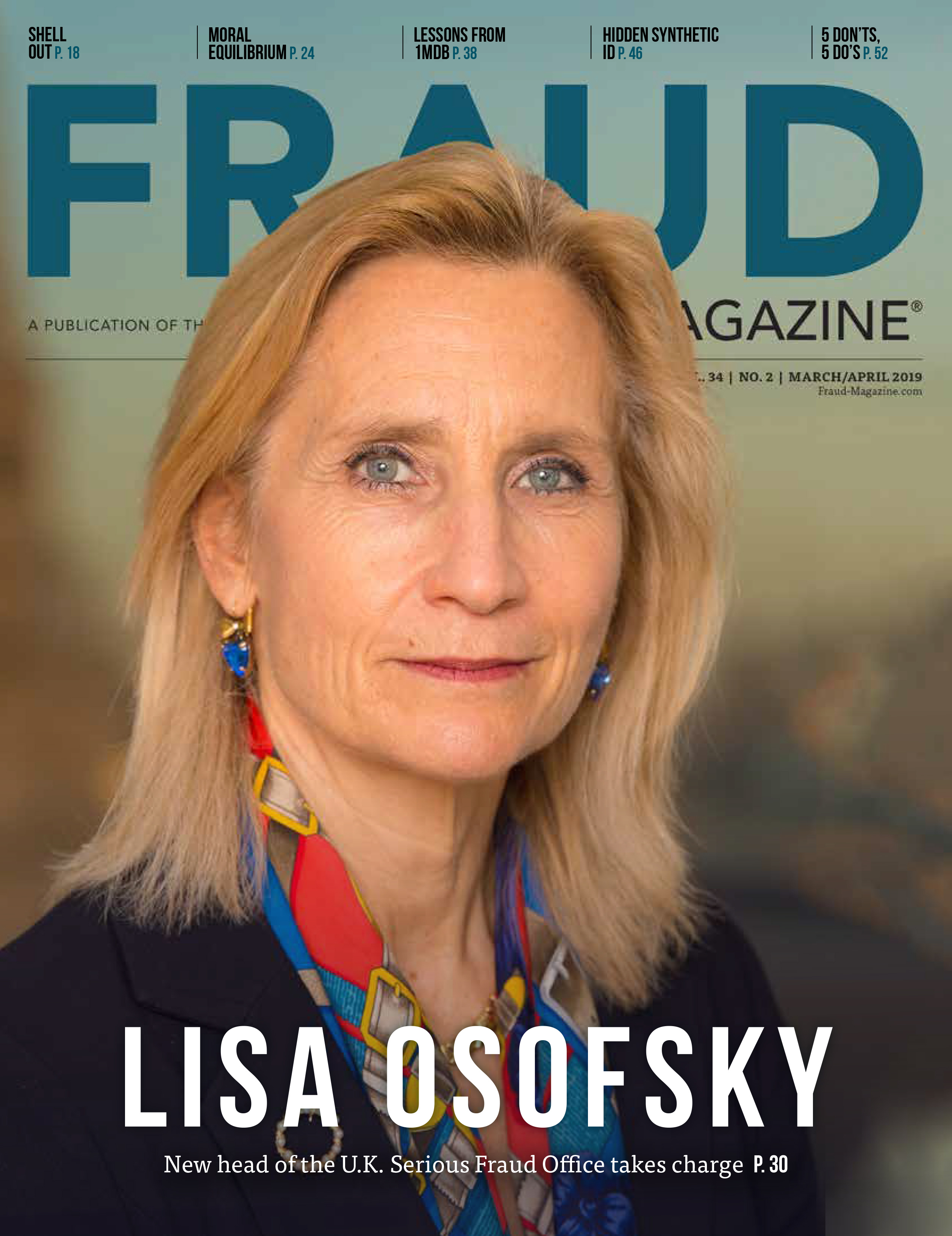Fraud Magazine March April 2019