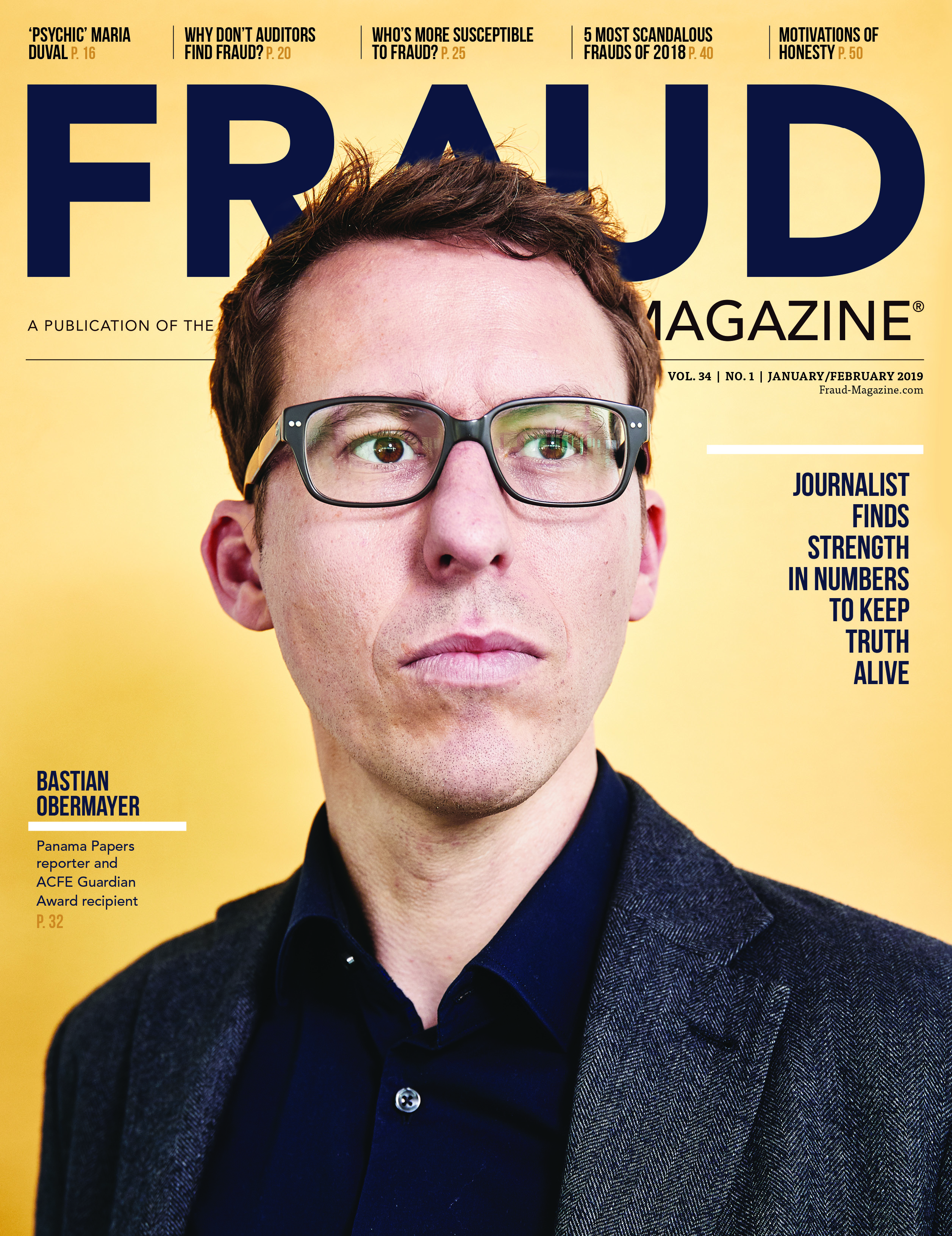 Fraud Magazine January February 2019