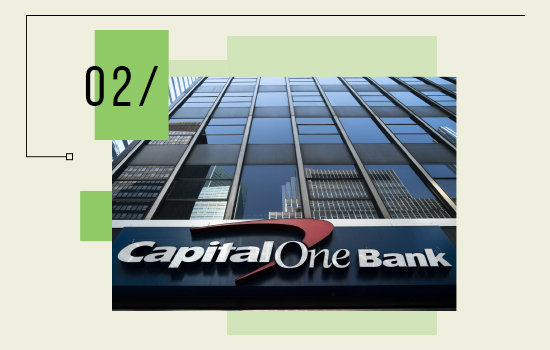 Capital One Hero