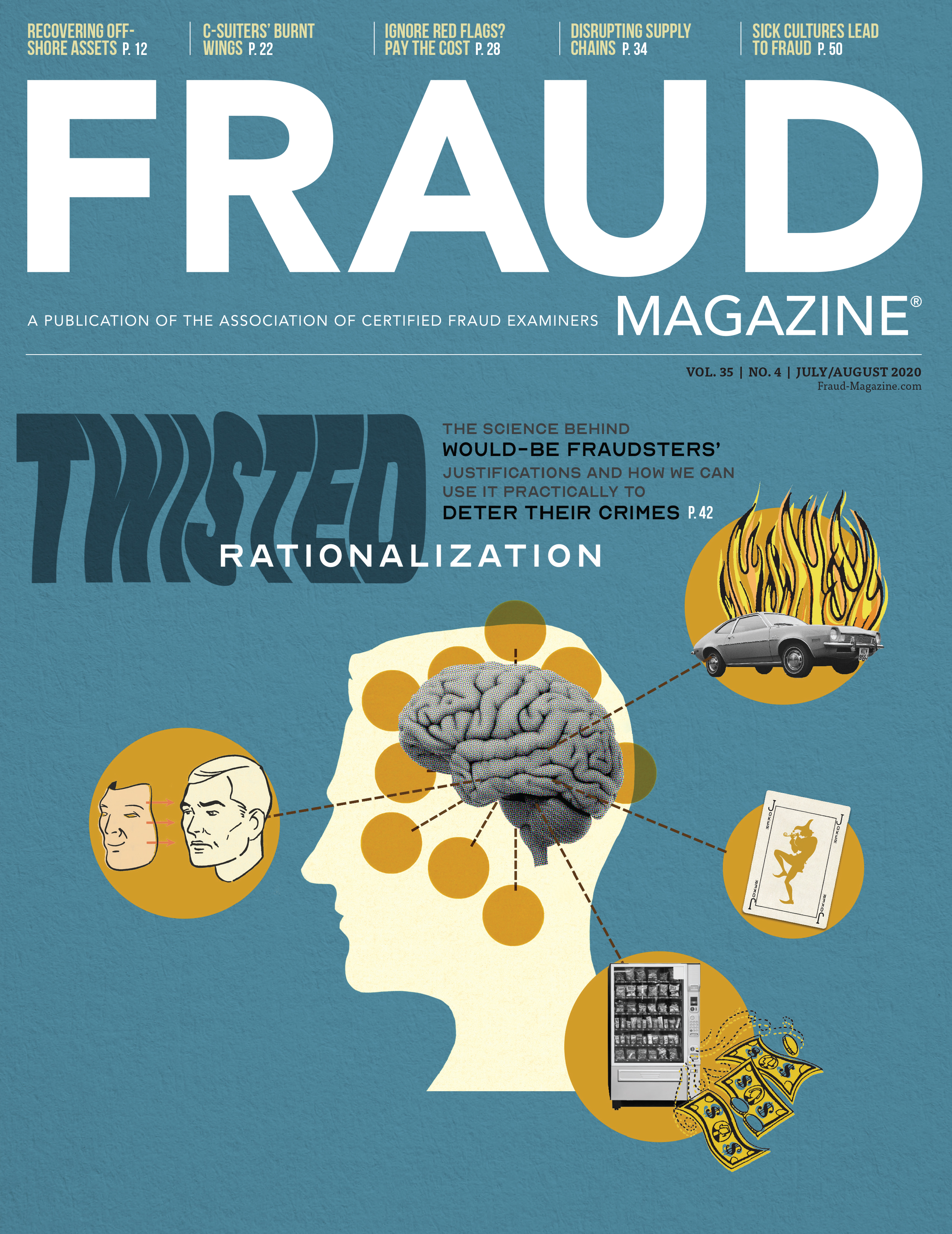 Fraud Magazine July August 2020