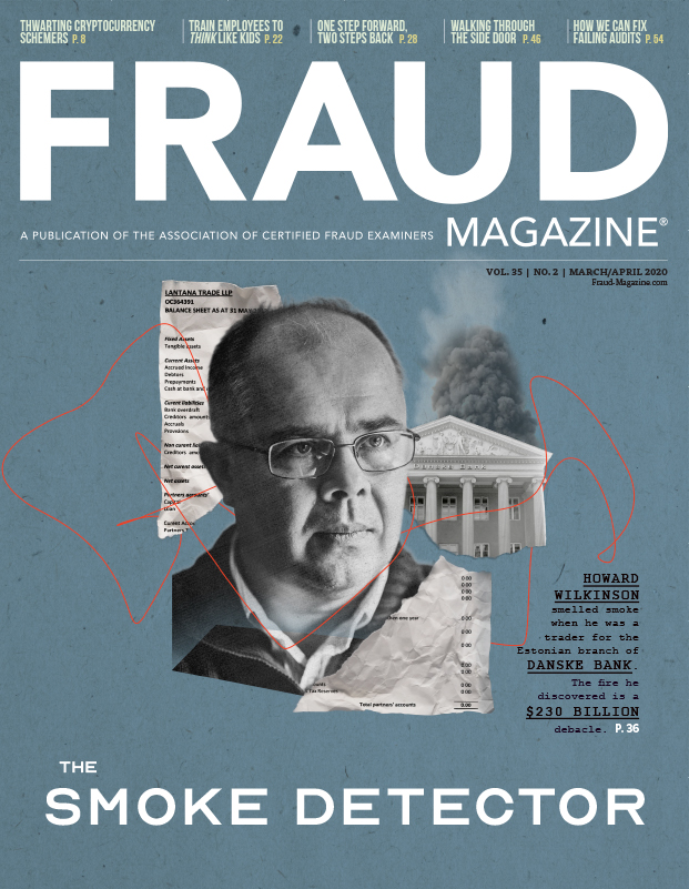 Fraud Magazine March April 2020