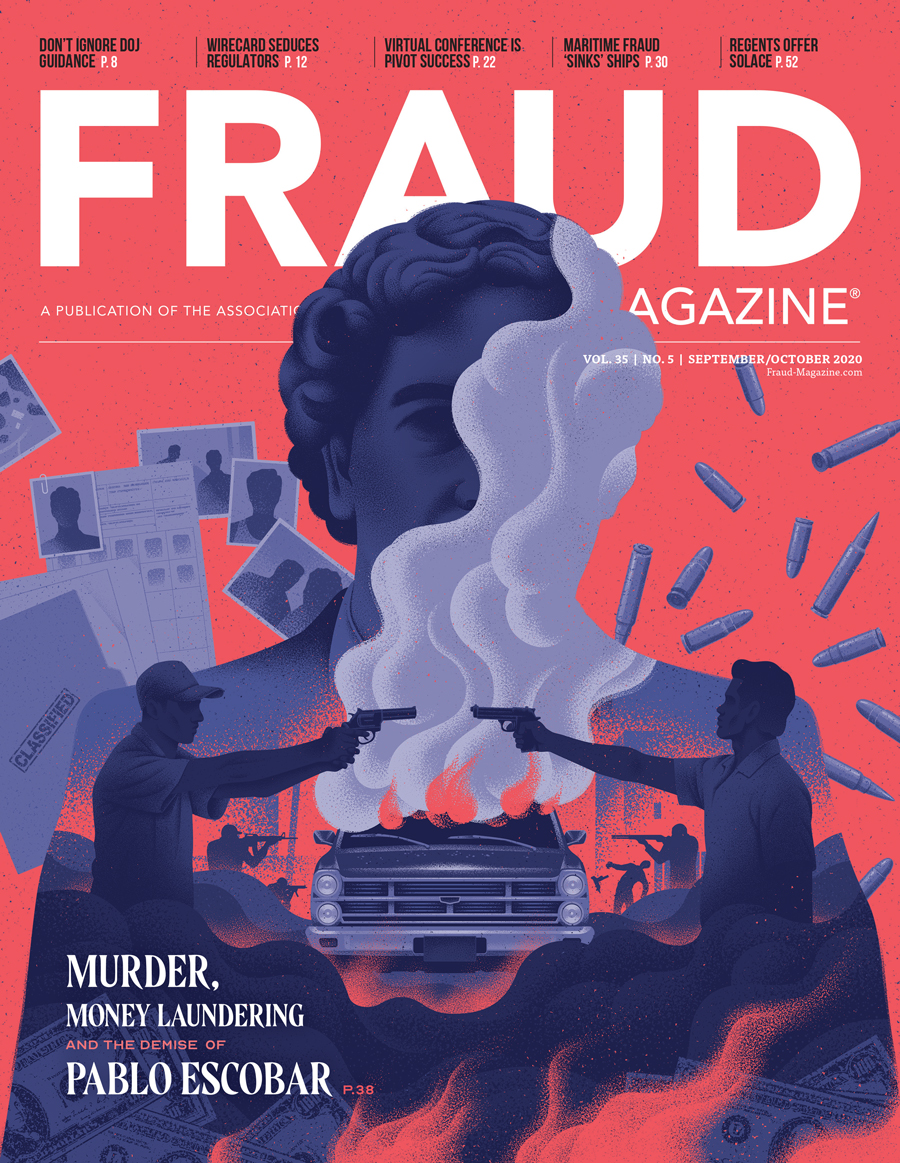 Fraud Magazine September October 2020