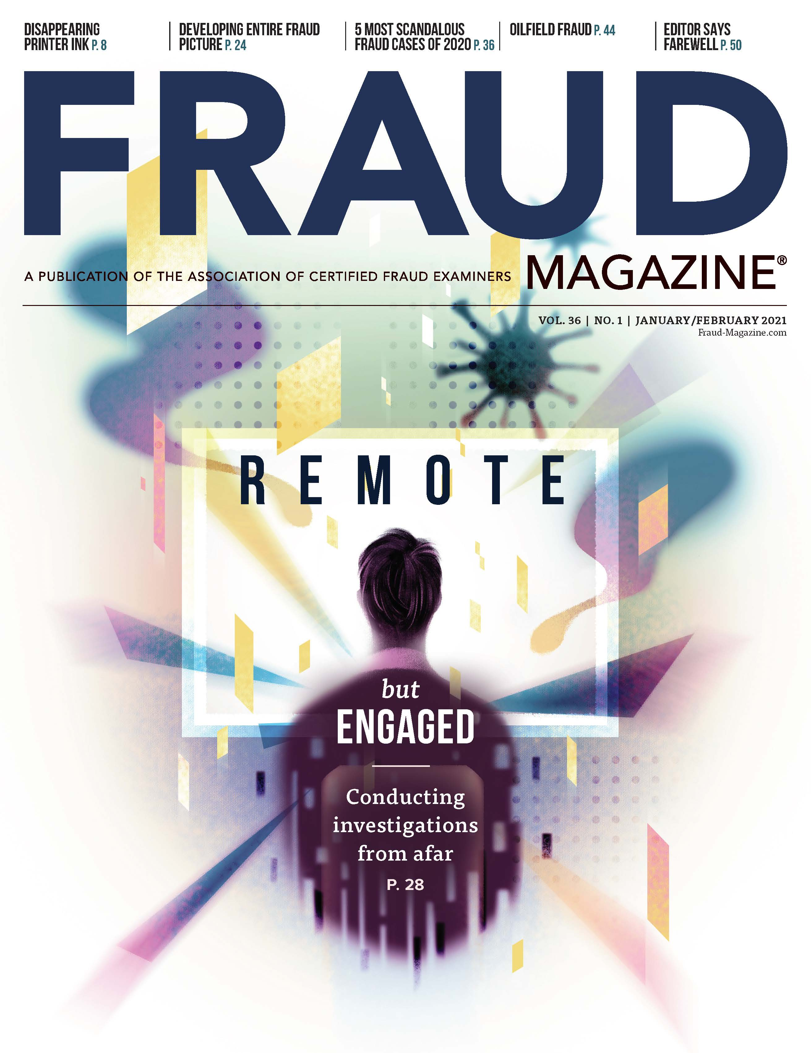 Fraud Magazine January February 2021