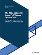 nuance white paper total economic impact